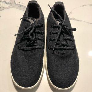 NWOT Men's Allbird Wool Running Shoe size 8